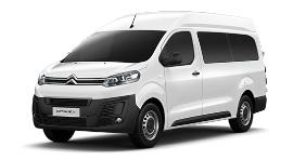 Citroëncitroen-jumpy-minibus