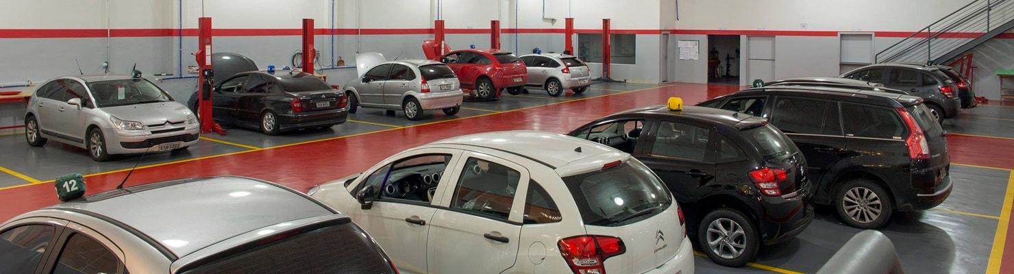 Agendamento de Serviços Citroën
