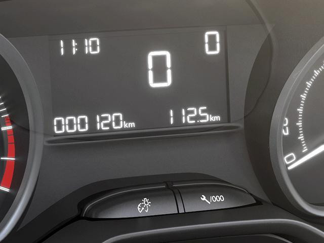 Câmbio do SUV Peugeot 2008