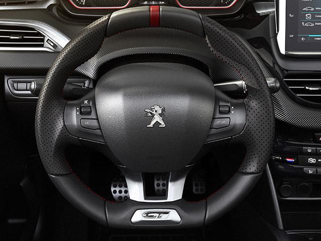 Volante do Peugeot 208 GT