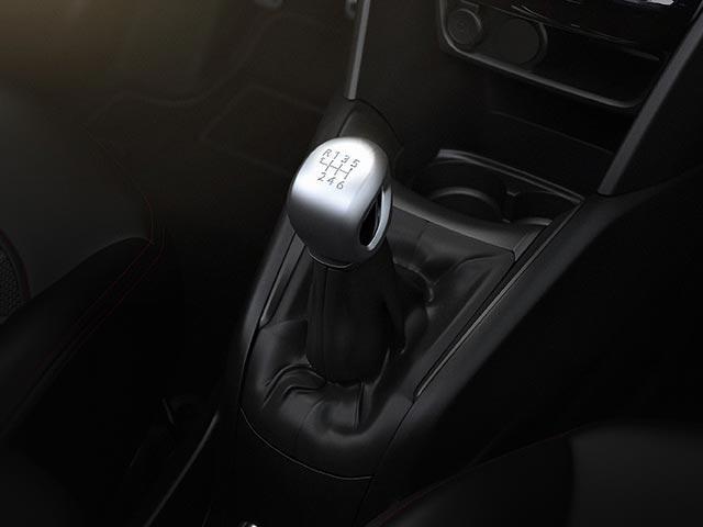 Câmbio Manual do Peugeot 208
