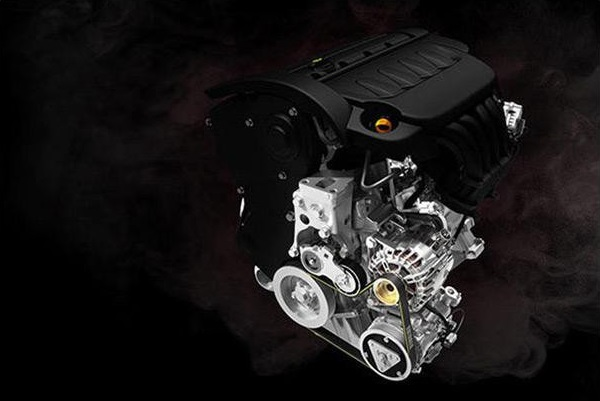 Motor do Peugeot 208