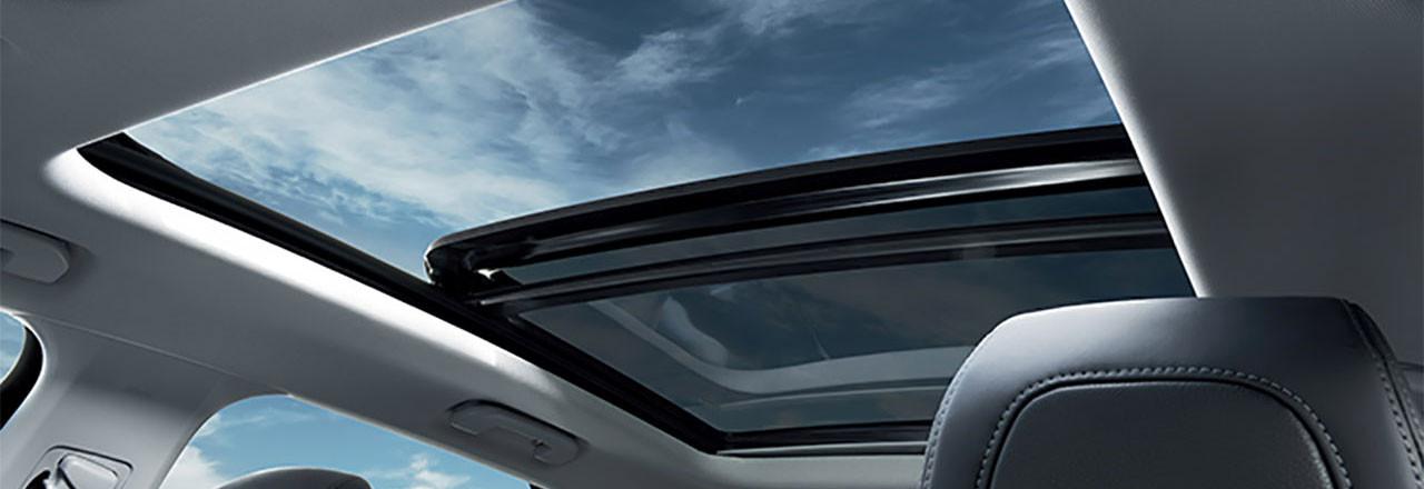 Teto Solar do Peugeot 3008