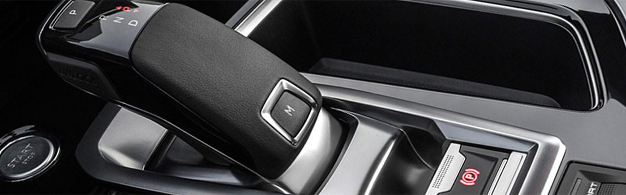 Câmbio do Peugeot 3008