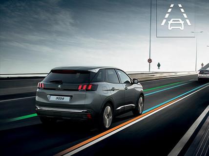 Tecnologia Peugeot 3008