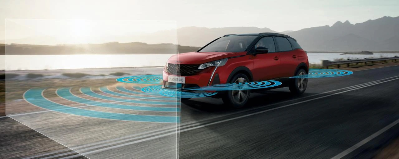 Detalhes do Peugeot 3008