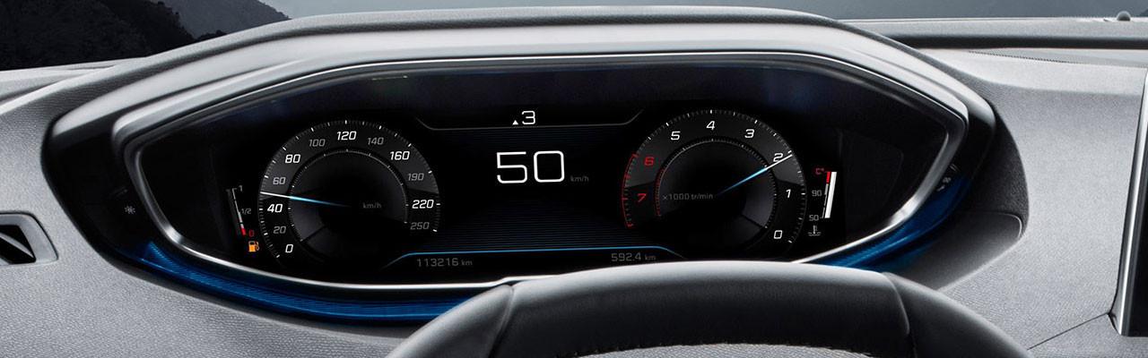 Design do Peugeot 5008