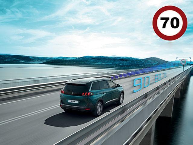 Tecnologia e Segurança Peugeot 5008