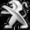 Logomarca GP France Peugeot